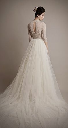 Ersa Atelier 2015 Bridal Collection | #wedding #dress