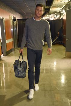 Blake Griffin neutrals and a crew #NBAStyle