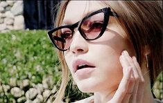 Gigi Hadid Daily — Gigi Hadid for Vogue Eyewear