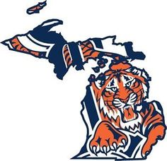 The Detroit Tigers (Michigan's team) RULE!