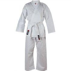 Karate-Anzug STUDENT, MISCHGEWEBE (in schwarz, wei�, rot oder blau /Marke BLITZ)