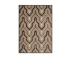 Ковер - 100% вискозное волокно - коричневый, 78х121 см   Westwing Интерьер & Дизайн