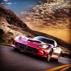 Sweet Dodge Viper SRT