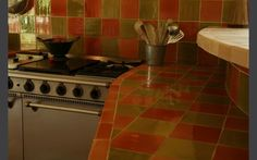 plus de 1000 id es propos de fa ence artisanale cuisine. Black Bedroom Furniture Sets. Home Design Ideas