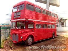 Fovilim | Londyński autobus piętrowy AEC Routemaster 1959r | Warszawa
