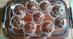 Muffins, Cooking Recipes, Bread, Breakfast, Sweet, Food, Cupcake, Mint, Morning Coffee