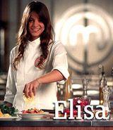 Elisa, Campeã do MasterChef  Brasil.