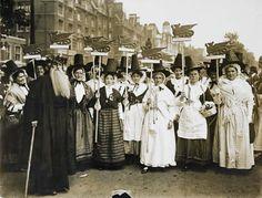 Wonderful Welsh Suffragettes