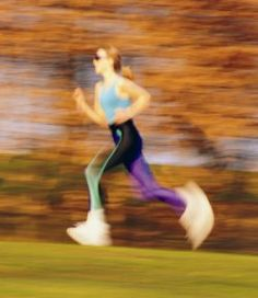 Running training: workouts for a variety of running events