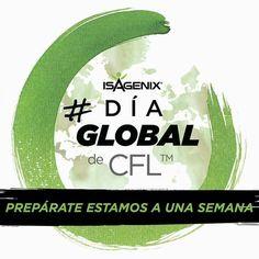 Quieres ser parte de esto 23 Agosto   #globalcleanseday #diaglobaldecfl #daleenergiaatucuerpo