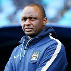 Managing Manchester City would be a 'fairy-tale story' for Patrick Vieira