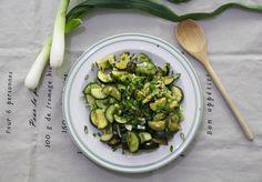 Tässä vihreässä annoksessa maistuu kesä. Kesäkurpitsalisuke on tämän kesän ehdoton lisukelempparini ja sitä tulee tehtyä jos jonkinlaisen ruoan kaveriks... Sprouts, Vegetables, Party, Food, Vegetable Recipes, Eten, Veggie Food, Brussels Sprouts, Receptions