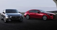 2018 Mazda3 Gains Modest Updates, Priced From $18,095 #Mazda #Mazda3