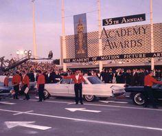 (1963) -- 35th ANNUAL ACADEMY AWARDS (Santa Monica Civic Auditorium)