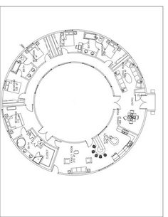 HOUSE PLANS - underground dome home, think Hobbit house :)