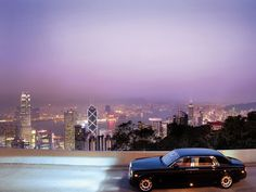 Rolls Royce Phantom for Hong Kong Peninsula @Rolls-Royce Motor Cars #hongkong