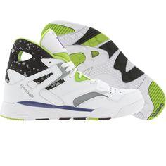 Reebok Classic MXT (white / black / charged green / purple / grey) J96833 - $89.99