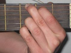 Learning To Play Guitar Chords The Easy Way