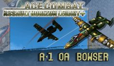 Ace Combat Assault Horizon Legacy +: disponibile su Nintendo