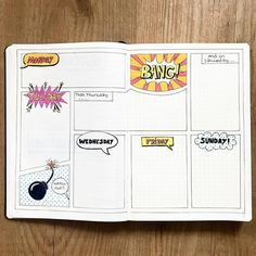 Bullet Journal Addict - 19 Bullet Journal Ideas for Weekly Spreads - - A collection of ideas so you can pick the right bullet journal weekly spread for your bullet journal. Find a spread that works with your daily life and goals. Bullet Journal Spreads, May Bullet Journal, Bullet Journal Cover Page, Bullet Journal Tracker, Bullet Journal Themes, Bullet Journal Layout, Journal Pages, Bullet Journal Weekly Spread Ideas, Bujo
