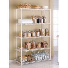 Intermetro® Kitchen Shelves