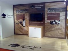 Timberland Flooring at Grand Designs Exhibition