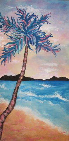 Painted by Kelly Steen  Acrylics  NFS  www.facebook.com/islandsaway   TAKE A LOOK EVERYONE, GREAT ARTIST ~