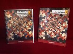 ACSI Purposeful Design Math B Student & Teacher  Ed. Gr 8, LN Homeschool School #TextbookBundleKit