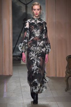 Pin for Later: Erdem Celebrates the Sirens of the Silver Screen Erdem Autumn/Winter 2016