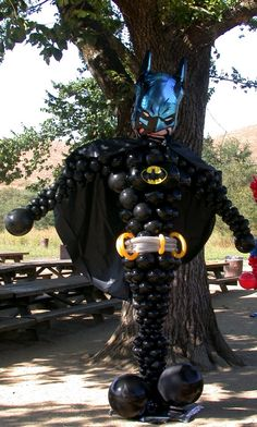 Batman Party Balloon