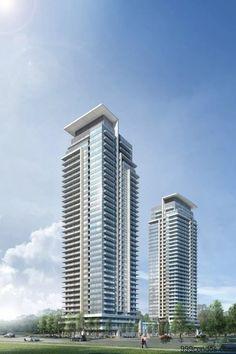 Pavilia Towers Condominiums Richmond Hill 华人社区钟爱新盘,新春VIP发售,现接受预定! - 多伦多.房源多999condos