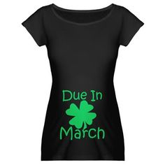 due in march st pats