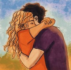 Percy And Annabeth, Annabeth Chase, Percy Jackson Fan Art, Percy Jackson Fandom, Jackson Teen Wolf, I Take A Nap, The Lightning Thief, Wise Girl, Fandom Memes