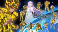 Os Cavaleiros do Zodíaco Alma de Ouro (Soul of Gold)