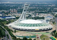 Stade Olympique, Montréal