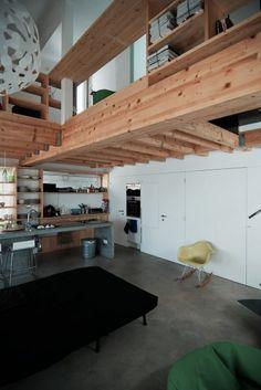 5xT Chata Senec Loft, Bed, Furniture, Home Decor, Homemade Home Decor, Lofts, Stream Bed, Home Furnishings, Interior Design