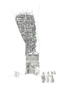 Atomik Architecture& re-imagining of the city for Article London 2014