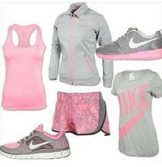 Sporty outfits, nike outfits, workout attire, workout gear, workout out Fitness Outfits, Nike Outfits, Fitness Fashion, Sport Outfits, Fitness Wear, Running Outfits, Sport Chic, Workout Attire, Workout Wear