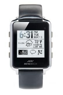 Meta Watch - for your iPhone