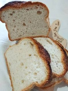 Gluténmentes fehér kenyér Banana Bread, Recipes, Food Ideas, Ripped Recipes, Cooking Recipes, Medical Prescription, Recipe