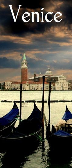 Thunder clouds over Venice... Explore Italy's love city with our range of free travel-articles and itinerary-plans.