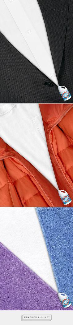 Clorox 'White Flash' on Behance