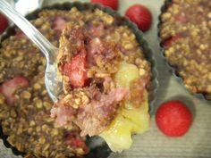 Pečená ovesná - Had a Lama žijí zdravě Muffin, Breakfast, Food, Morning Coffee, Essen, Muffins, Meals, Cupcakes, Yemek