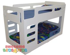 Samson Low Line Bunk Bed - Awesome Beds 4 Kids