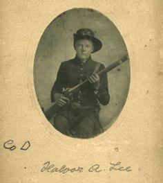 """Halvor A. Lee :15th Wisconsin """"Scandinavian"""" Regiment: Wisconsin in the Civil War"""