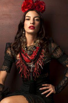 Senorita - Photographed by Natalia Horinkova Spain (http://institutemag.com/2012/10/20/senorita/)