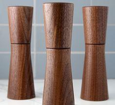 Modern Pepper Mill, Swedish Design, Handmade The Reluctant Trading ...