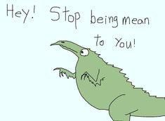 Shitty Dinosaur Drawings: Photo