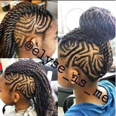 14 Super Cute And Creative Corn Row Styles For Your Little Girl [Gallery]  Read the article here - http://www.blackhairinformation.com/general-articles/playlists/14-super-cute-and-creative-corn-row-styles-for-your-little-girl-gallery/