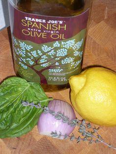 Lemon Herb Dressing | Dad Cooks Dinner